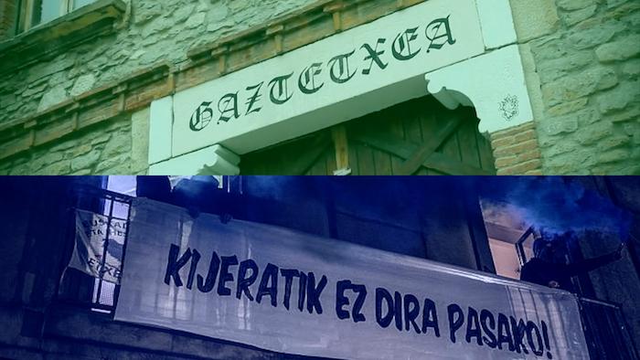 Gaztetxeak, komunitatean eragiteko