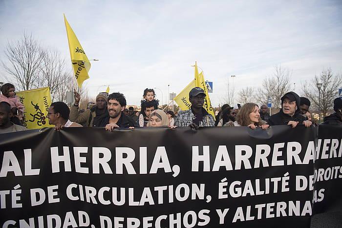 'Euskal Herria, Harrera Herria'