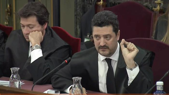 Kataluniako prozesu subiranistari epaiketa: Mariano Berges