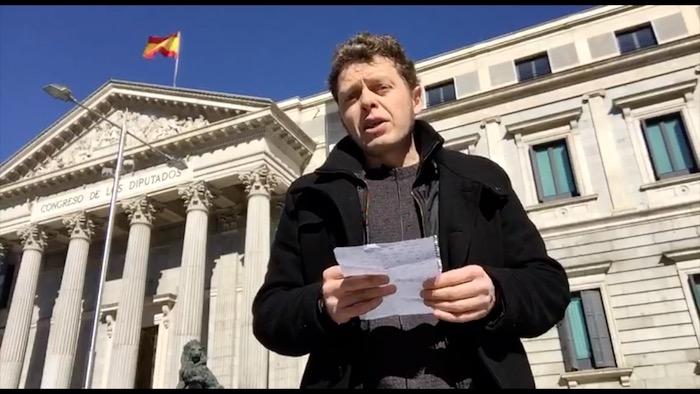 BERRIA Madrilen, Kataluniako epaiketa eta hauteskundeen aurrerapena
