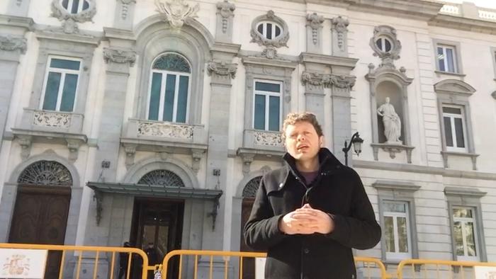 BERRIA Madrilen: Jordi Turullen deklarazioa