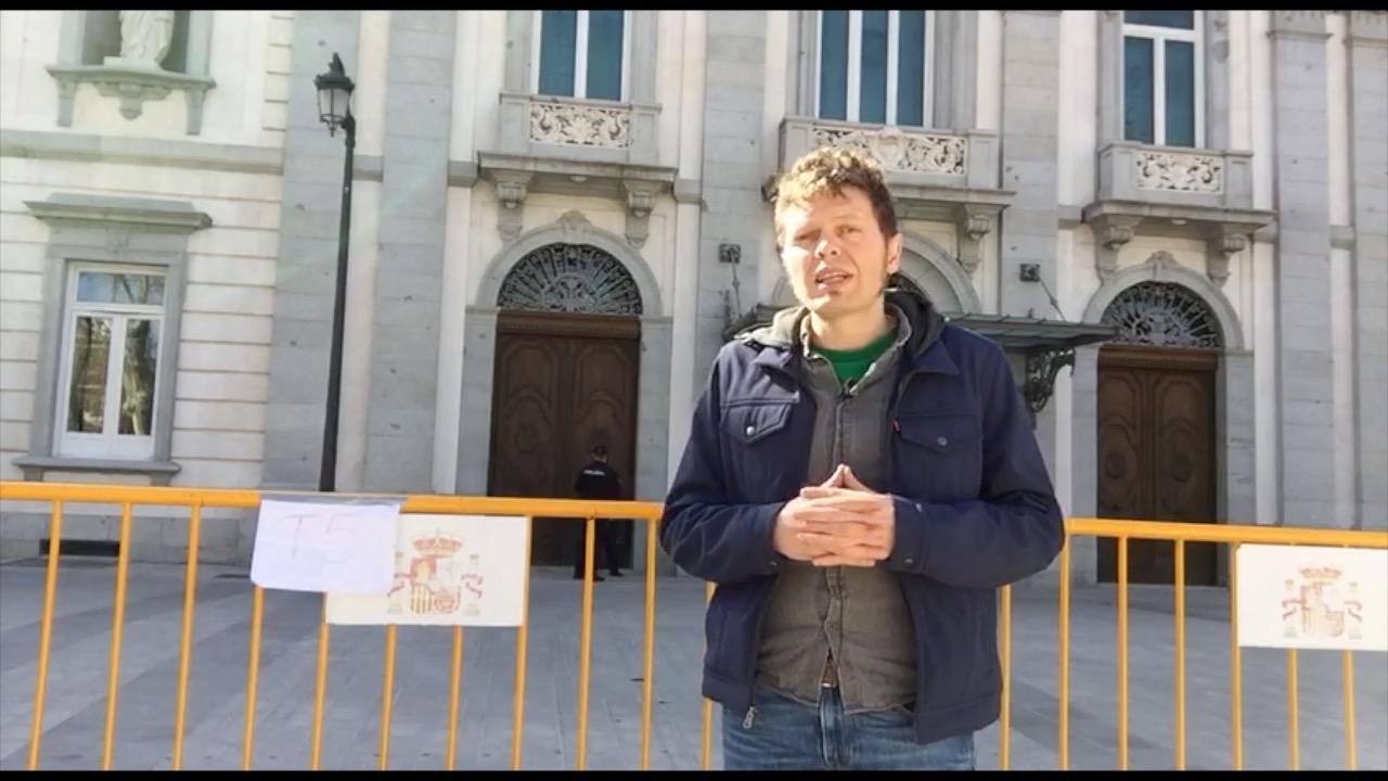 BERRIA Madrilen: Santi Vilaren deklarazioa
