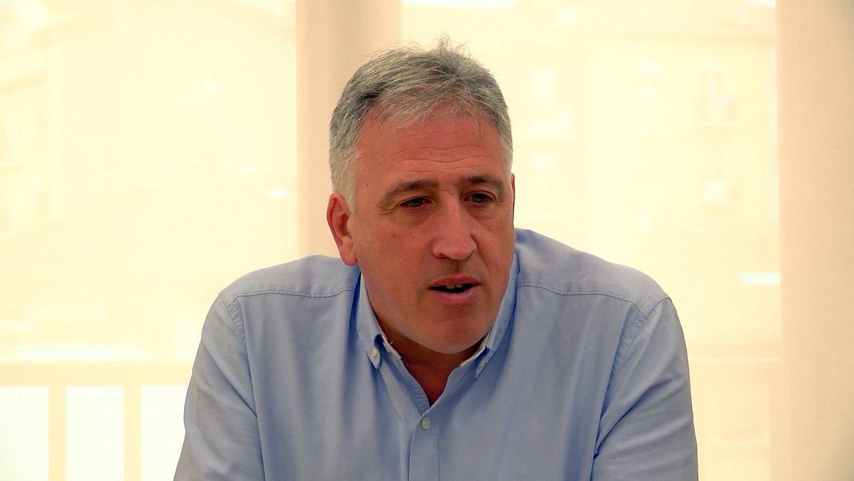 Joseba Asironi elkarrizketa