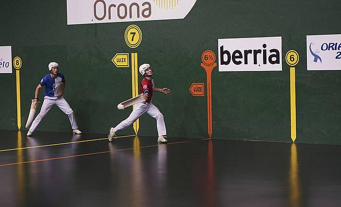 BERRIA Txapelketako erremonte finala