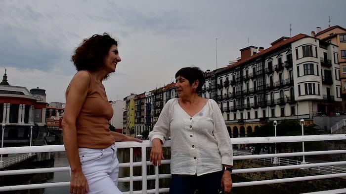 Ahomentan: Mertxe Mugika eta Elena Laka (3. zatia)