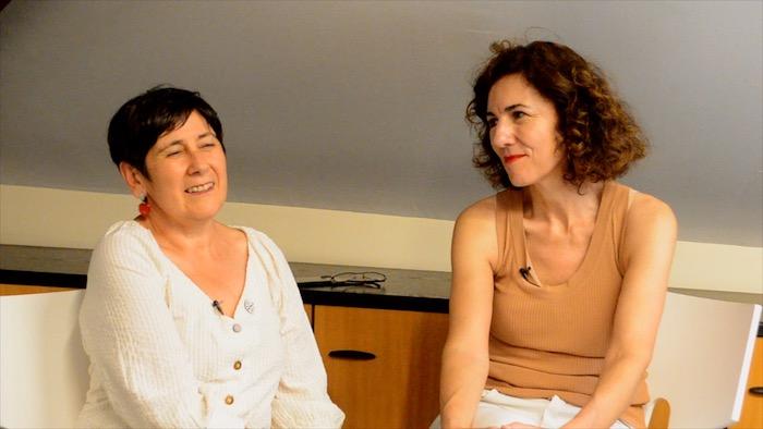 Ahomentan: Mertxe Mugika eta Elena Laka (4. zatia)