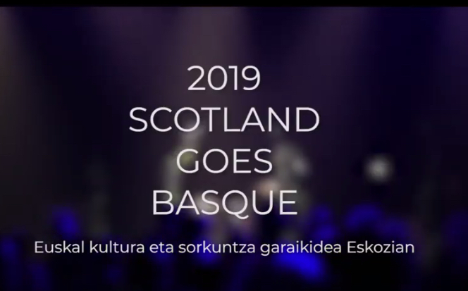 2019 Scotland goes Basque