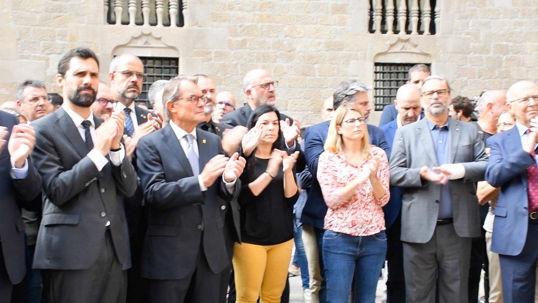 Kataluniaren auziko epaia: Senideen adierazpena