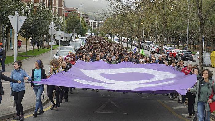Jardunaldi Feministen amaiera