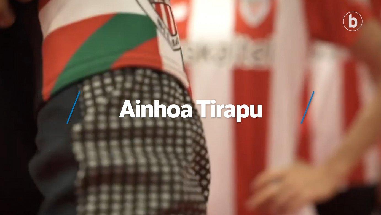 Elkarrizketa digitala: Ainhoa Tirapu