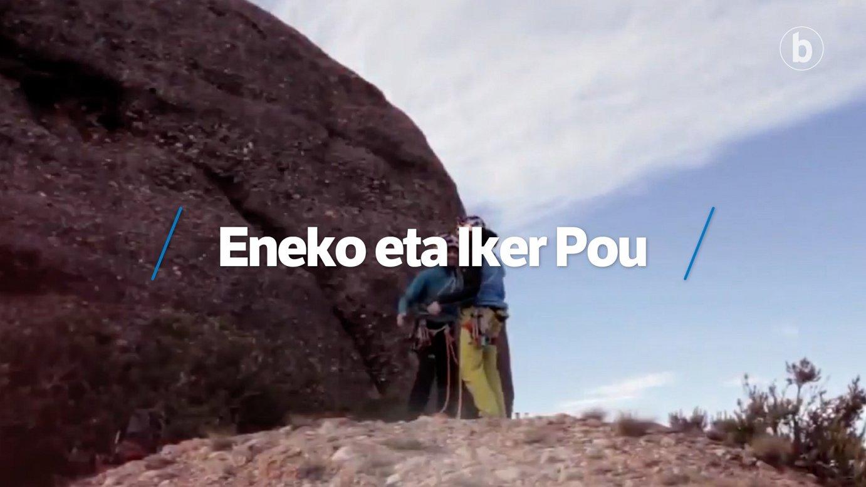 Elkarrizketa digitala: Eneko eta Iker Pou