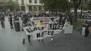 Arrazakeriaren aurkako manifestazioa, Donostian