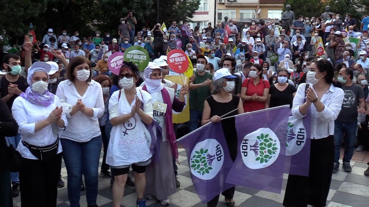 Kurduen 'Askatasunaren martxa'
