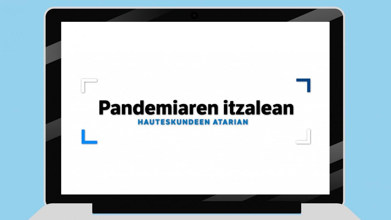 Hauteskundeen atarian – Pandemiaren itzalean