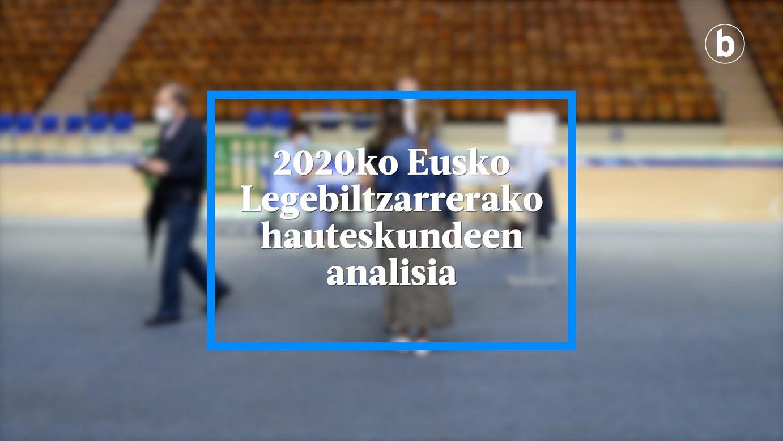 Eusko Legebiltzarrerako hauteskundeen analisia