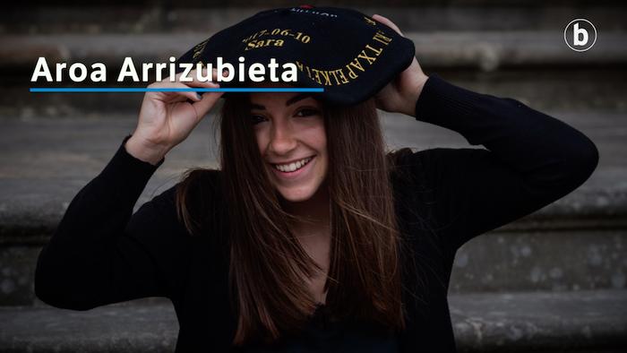 BERTSO JARRIAK | Aroa Arrizubieta