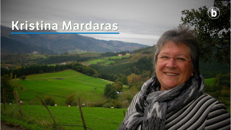 BERTSO JARRIAK   Kristina Mardaras