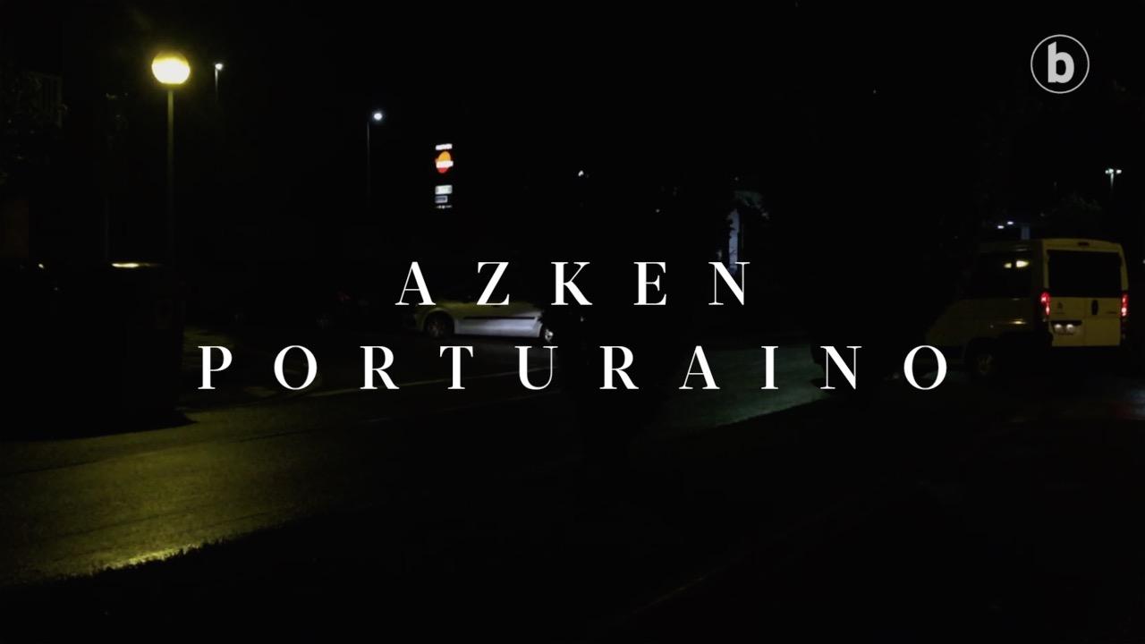 Azken porturaino