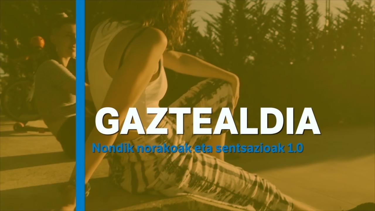 Gaztealdia – Sentsazioak 1.0