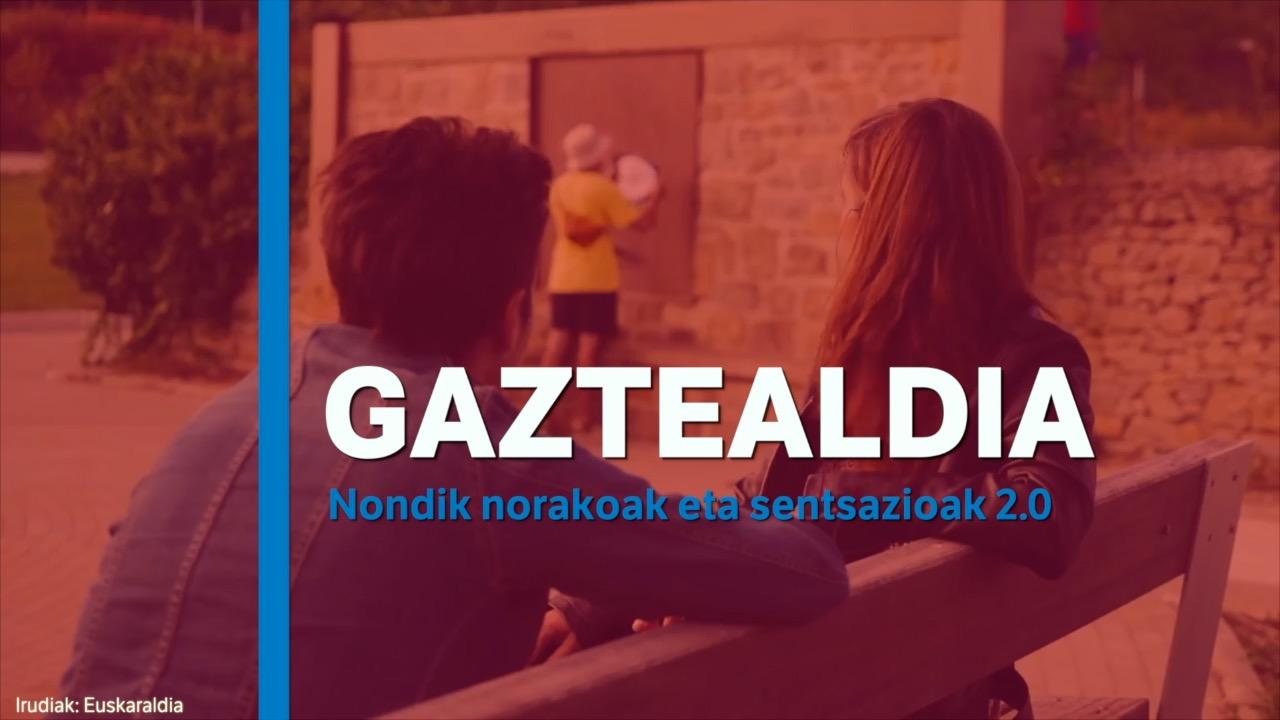 Gaztealdia – Sentsazioak 2.0