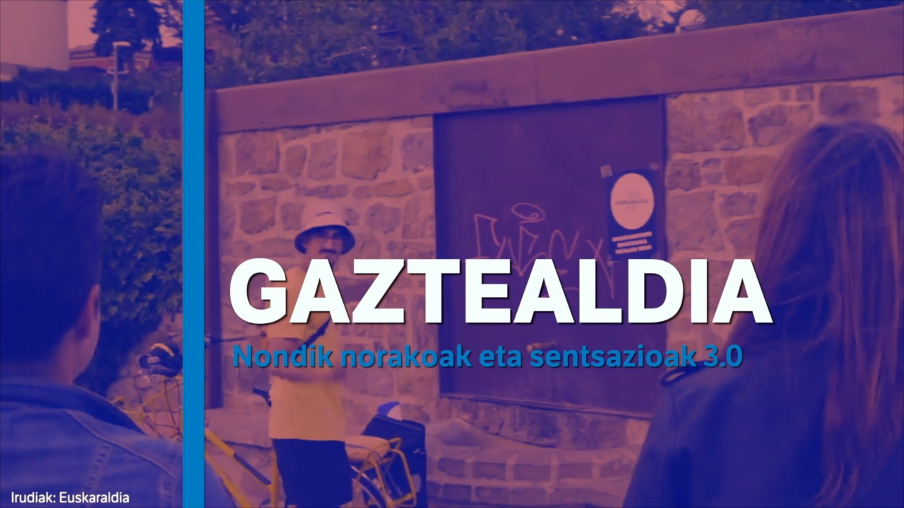 Gaztealdia – Sentsazioak 3.0