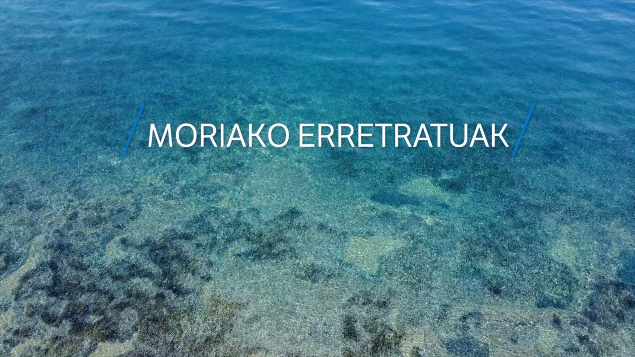 Moriako Erretratuak, dokumentala