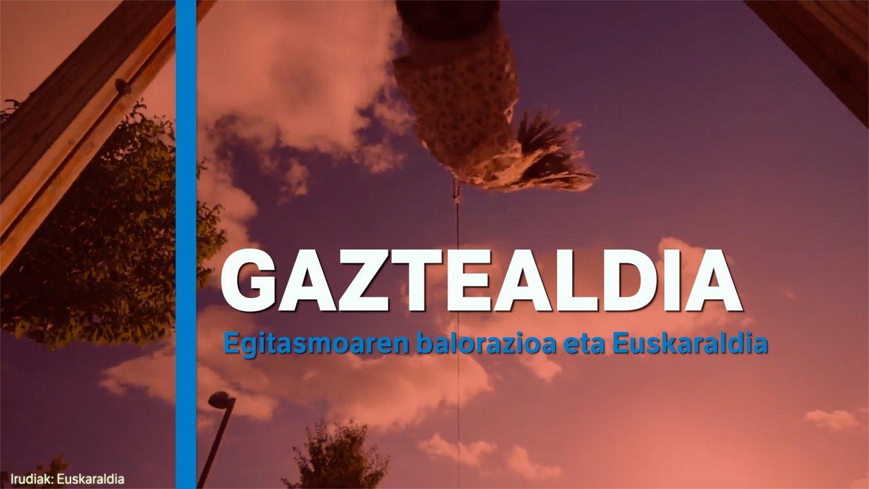 Gaztealdia -  Egitasmoaren balorazioa eta Euskaraldia