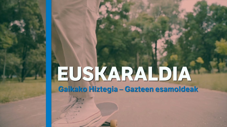 Gaikako hiztegia | Gazteen esamoldeak