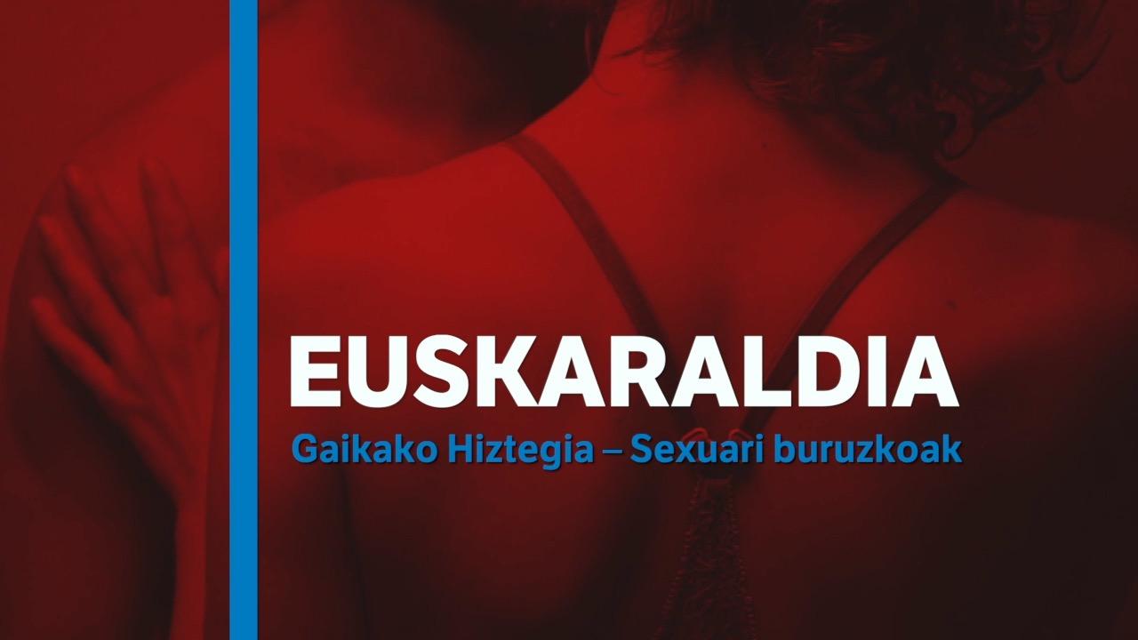 Gaikako hiztegia | Sexuari buruzko esamoldeak
