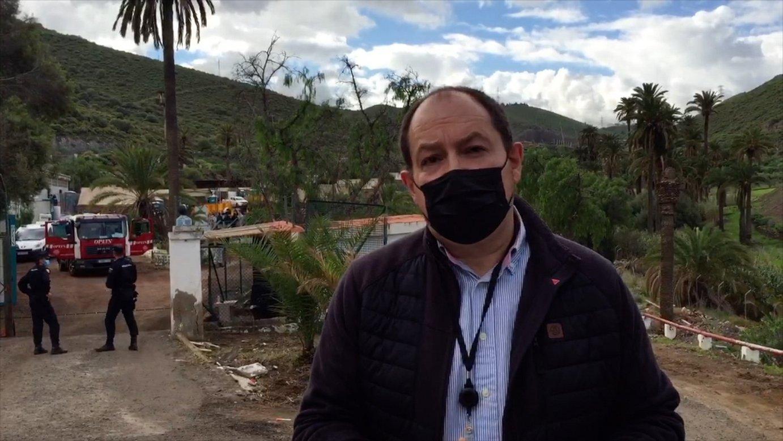 Barranco Seco ezagutzeko debekua