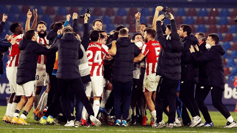 Athleticek Espainiako Kopako finala jokatuko du