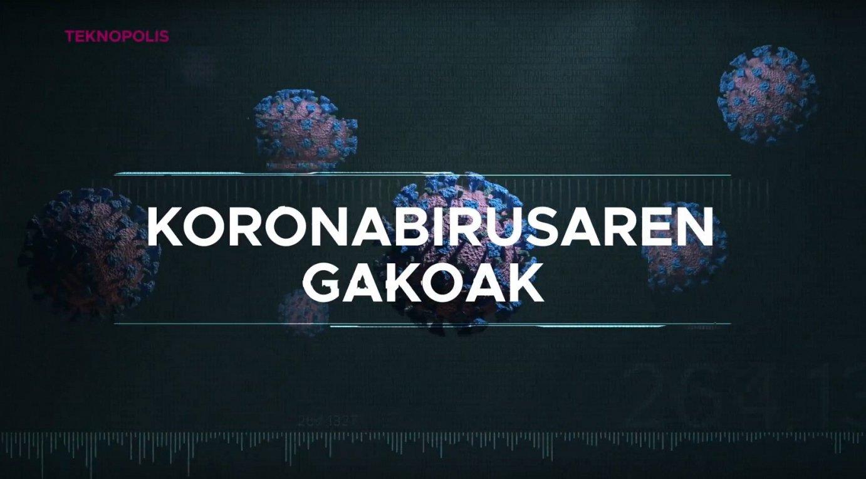 Koronabirusaren Gakoak: Hazkunde esponentziala