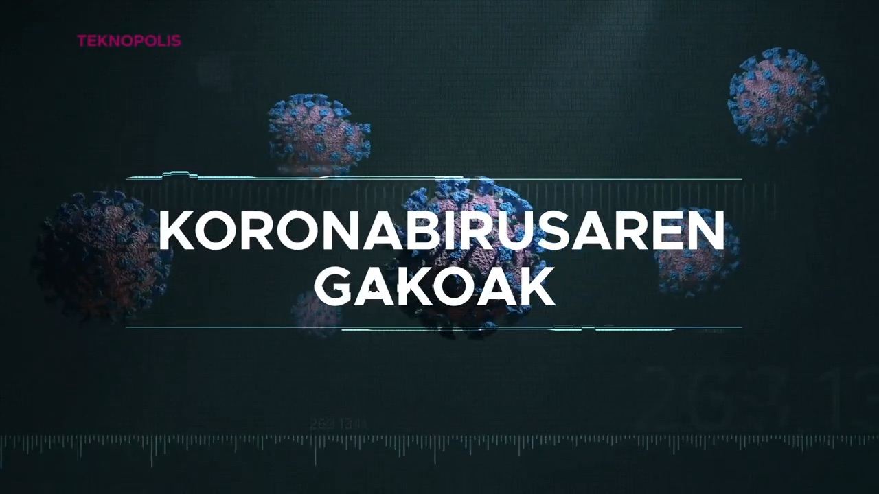 Koronabirusaren gakoak: Antigeno-testak