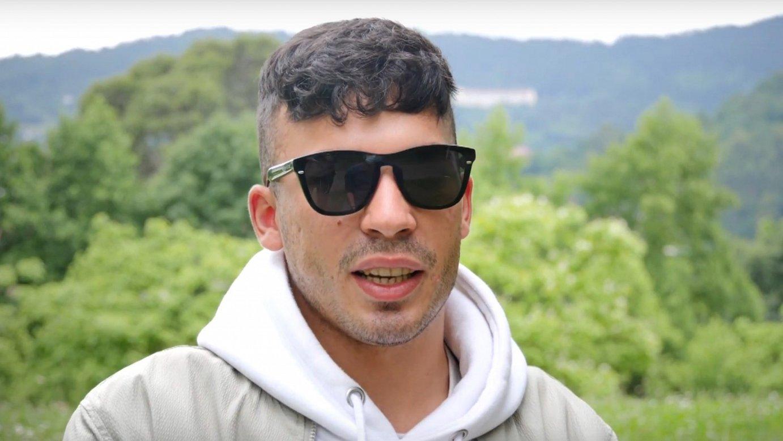 Ekain Perrino: «Konorterik gabe egonda ere jipoitzen jarraitu ninduten»