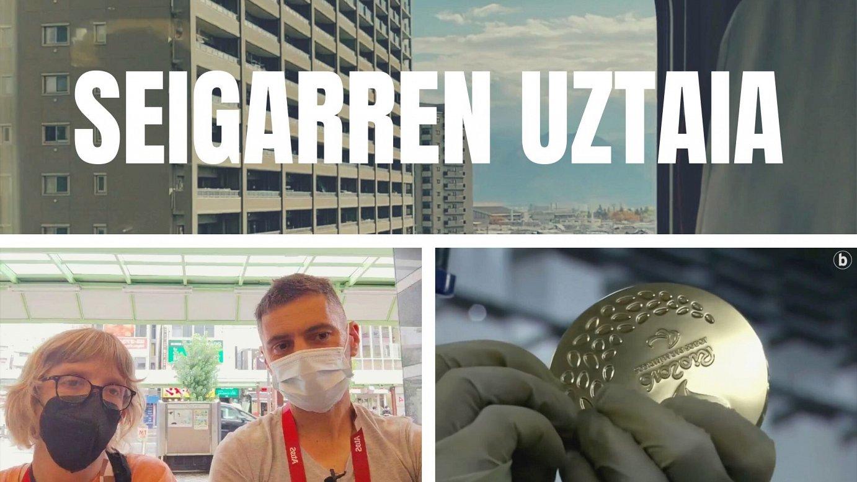 SEIGARREN UZTAIA | Abuztuaren 7a