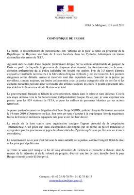 Frantziako  koadro  juridikoa
