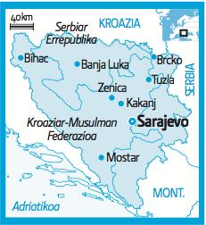 BOSNIA ETA HERZEGOVINA