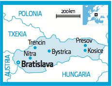 ESLOVAKIA