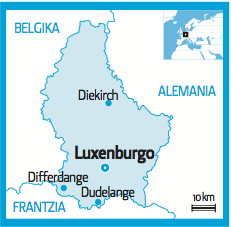LUXENBURGO