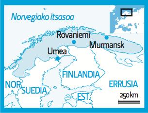 Laponia, Sami