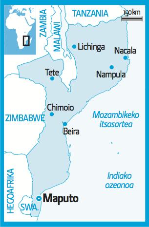 MOZAMBIKE