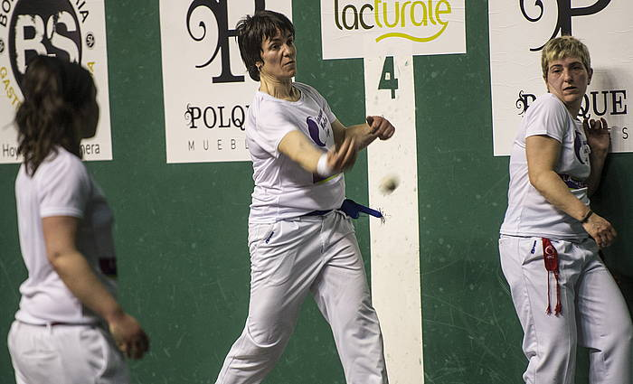 Maite Ruiz de Larramendi, 2017ko otsailean, Master Kopako partida batean, IruÃÂÃÂÃÂÃÂÃÂÃÂÃÂÃÂÃÂÃÂÃÂÃÂÃÂÃÂÃÂñean.