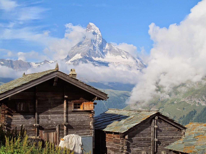 Cervino (Matterhorn) Tufterenetik