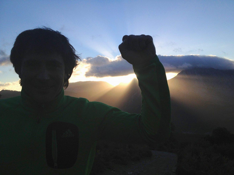 Alex Txikon eta Joseba Astondoa
