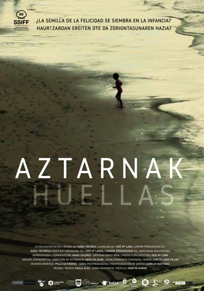 Aztarnak - Huellas